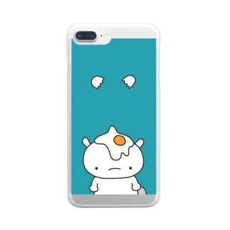 リフジン Clear smartphone cases