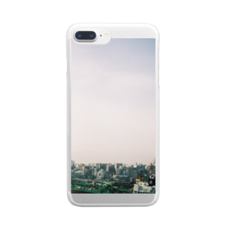 fuk city Clear smartphone cases