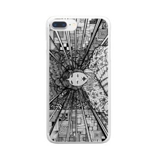 能-noh- Clear smartphone cases