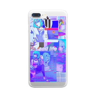 collageart Clear smartphone cases