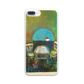café Clear smartphone cases