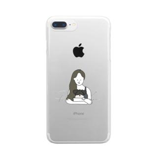 Lotti(G) Clear smartphone cases