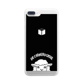 カスティーリャフォン Clear smartphone cases