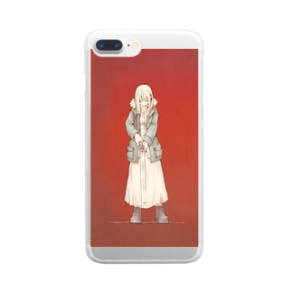 Marry You Clear smartphone cases