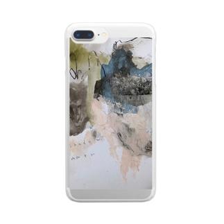 さまーしゃどう Clear smartphone cases