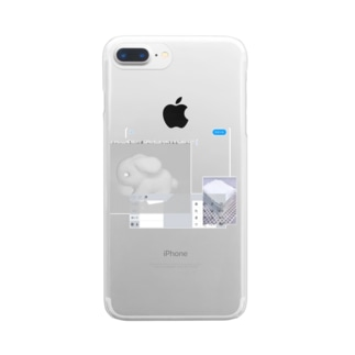 fsgif 世 Clear smartphone cases