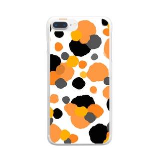 NISHIKI Clear smartphone cases
