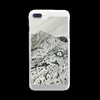 kita nobuwaのひかりにふれる Clear smartphone cases