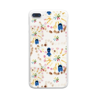 abe1013 Clear smartphone cases