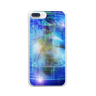 MARBLE&CHAOS Clear smartphone cases
