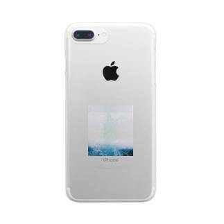 幻想 Clear smartphone cases