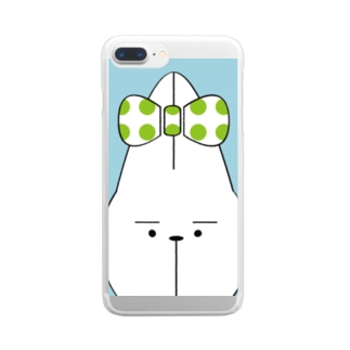 usamimiboon Clear smartphone cases