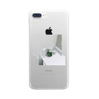 窓 Clear smartphone cases
