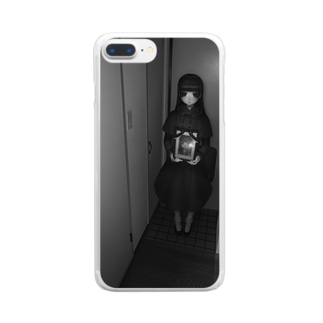 ただいま Clear smartphone cases