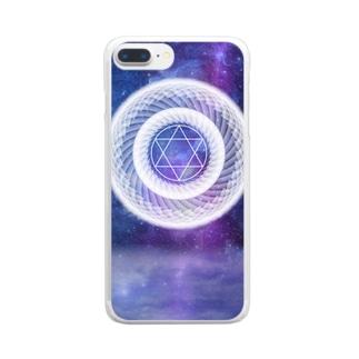 さいくる Clear smartphone cases