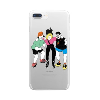 YEAH! Clear smartphone cases
