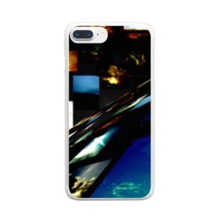 斜空 Clear smartphone cases