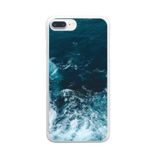 箱海(A) Clear smartphone cases