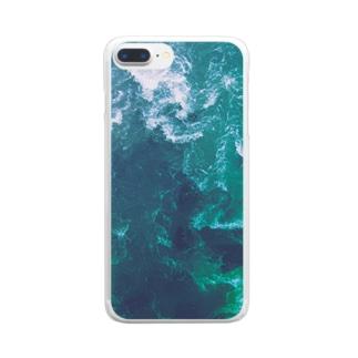箱海(B) Clear smartphone cases