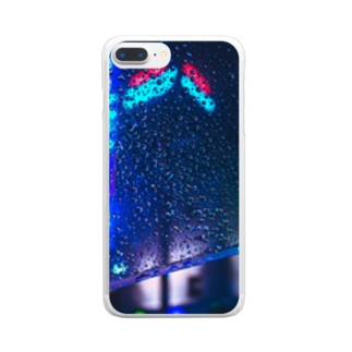 From My Umbrella Clear smartphone cases