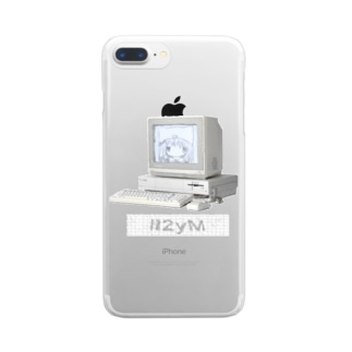 bg Clear smartphone cases