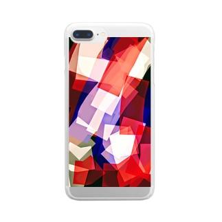 トリップ Clear smartphone cases