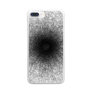 existence Clear smartphone cases