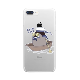 すいふぺんぎん Clear smartphone cases