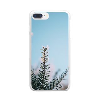 kaoru_andのfrost 2018 Clear smartphone cases