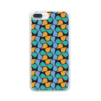 nem-01 Clear smartphone cases