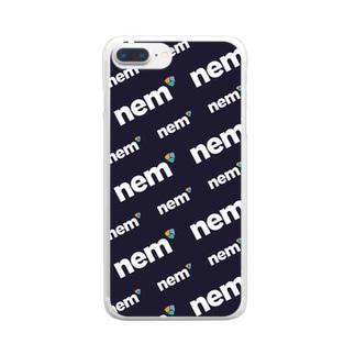 nem-03 Clear smartphone cases