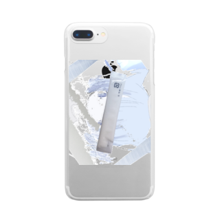 「ごめん々ね 」と言っの四六時中 Clear smartphone cases