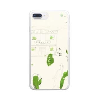 メキシコシティ Clear smartphone cases