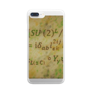 ループ Clear smartphone cases