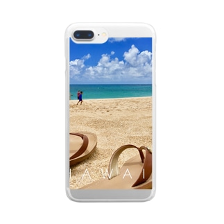 FEEL HAWAII 2 Clear smartphone cases
