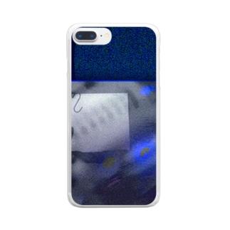 何を引っ掛けるの? Clear smartphone cases