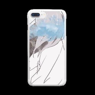 Akaneのもやもや Clear smartphone cases
