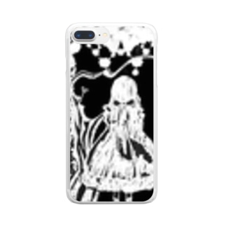 alicealice Clear smartphone cases