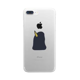 なんきょく気分 Clear smartphone cases