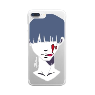 jam Clear smartphone cases