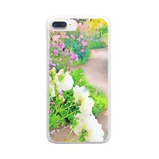 小路 Clear smartphone cases