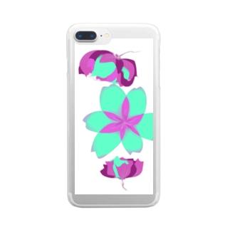 包紫 Clear smartphone cases