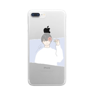 アナタト Clear smartphone cases