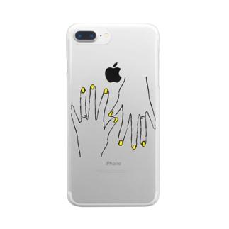 NIOWASE Clear smartphone cases