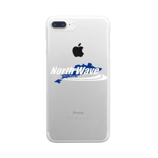 North Wave Clear smartphone cases