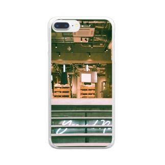 bunkistu Clear smartphone cases