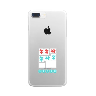 YAKUMAN - DAISANGEN Clear smartphone cases