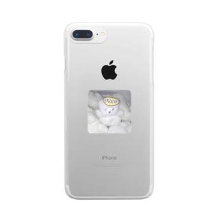 たまごやき Clear smartphone cases