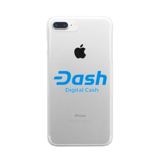 Dash(ダッシュ) Clear smartphone cases