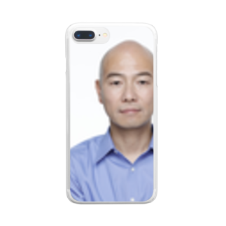 TAKEDA WIG ONLINE SHOPのTAKEDA3兄弟 Clear smartphone cases